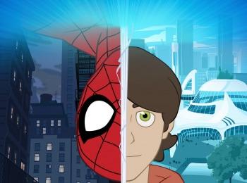 Человек-паук Тотальный Веном
