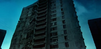 Чернобыль. Зона отчуждения Граница