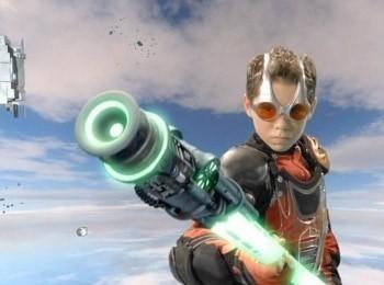Дети шпионов-3D: Игра окончена