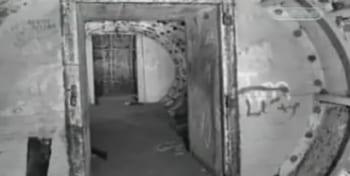 Городские легенды Москва. Секретный бункер Сталина