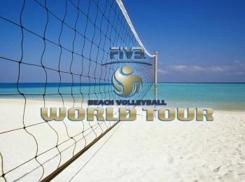 Пляжный волейбол. Мировой тур. Женщины. Финал. Трансляция из Мексики