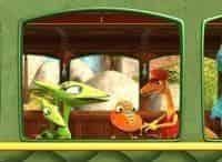 Поезд динозавров Сборник 25-й