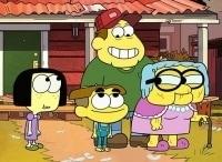 Семейка Грин в городе