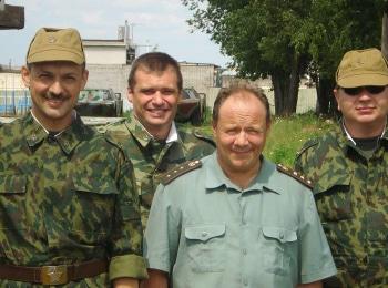 Солдаты 13 серия