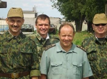Солдаты 4 серия