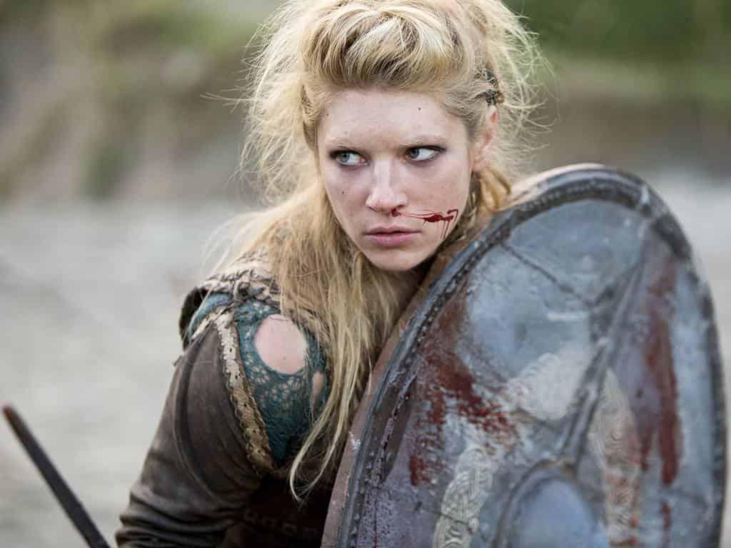 Викинги Судьба воина