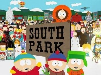 Южный парк Вшивые приключения
